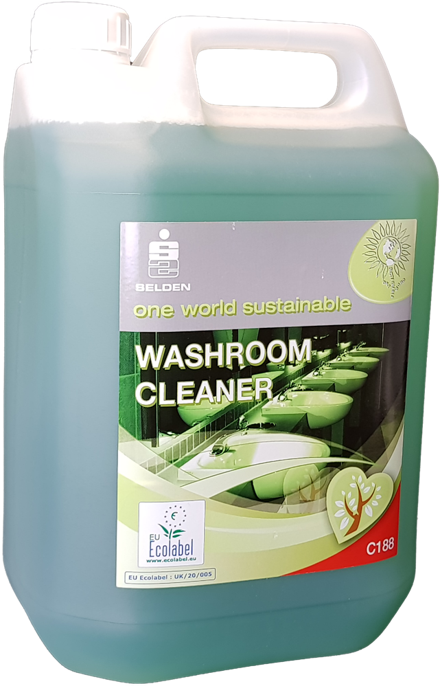 Eco Friendly Washroom Cleaner 5 Litre Ec121 Hc